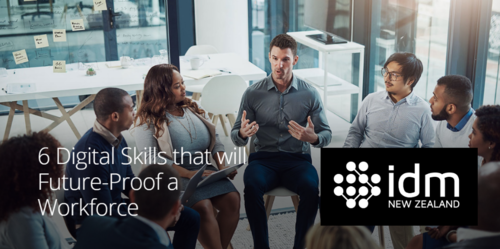 6 DIGITAL SKILLS THAT WILL FUTURE-PROOF A WORKFORCE   Each year, new technologies are developed, many gaining media attention. With so many buzzwords to keep track of from VR to AI to cryptocurrency, how can companies know what's prudent to invest time and money into?  > Read more