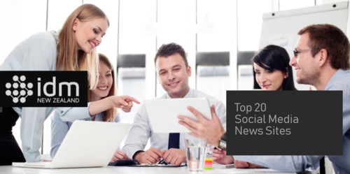 TOP 20 SOCIAL MEDIA NEWS SITES   With the excess of information in the world, it can be hard to sift through what really matters. For you and your business, social media is one thing you should keep an eye on. Here are 20 sites that offer a variety of takes, opinions, and focuses for social media news.   > Read more