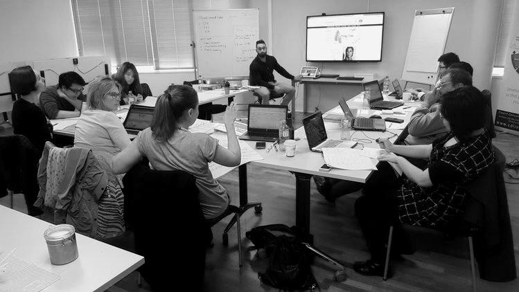 IDMNZ in-house digital training