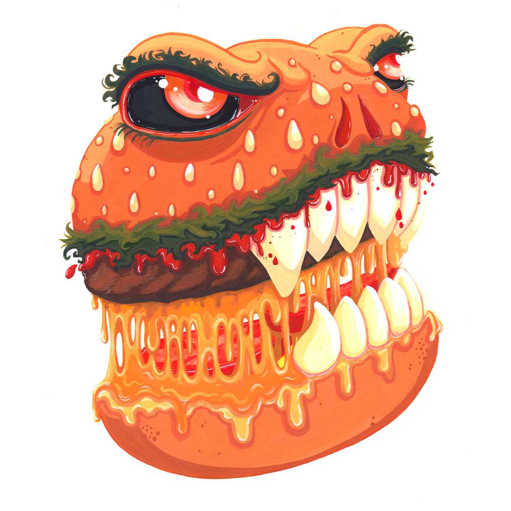 Oni Burger