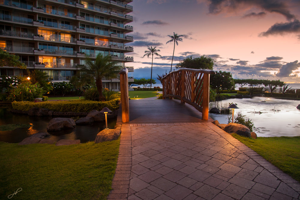 The-Whaler-on-Kaanapali-Beach-Rentals-Maui-WH1007-Koi-bridge.jpg