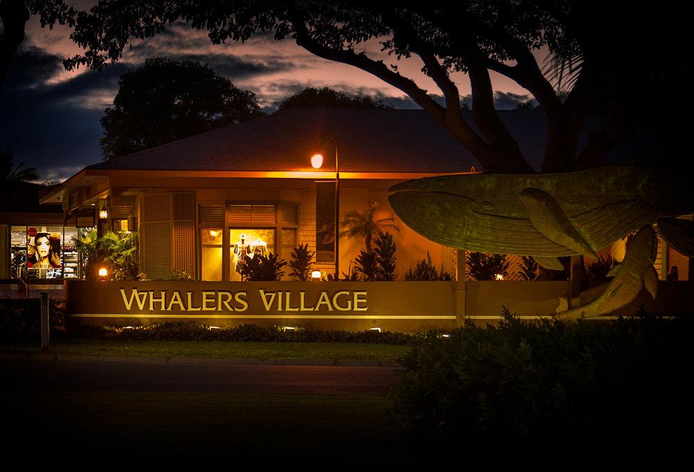 Whaler village sign.jpg