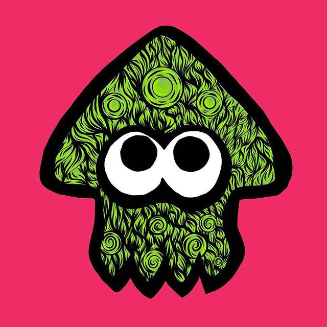 Next project will be Splatoon themed ♡ . . . #splatoon2 #splatoon #squid #fanart #nintendo #switch #nintendoswitch #digitalart #artoftheday #instaart #doodles #doodle #instadoodle #instadraw #ink #illustration #illustration_best #artapproved #art_we_inspire #followforart #okamiink #drawing