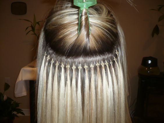 Nyc hair extensions salons by 5 methods guide micro beads image found on pinterest solutioingenieria Images