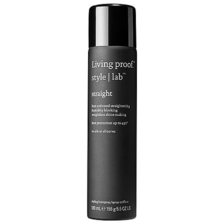 Available at  Sephora.com , Living Proof Heat Protectant is great for hair extensions.