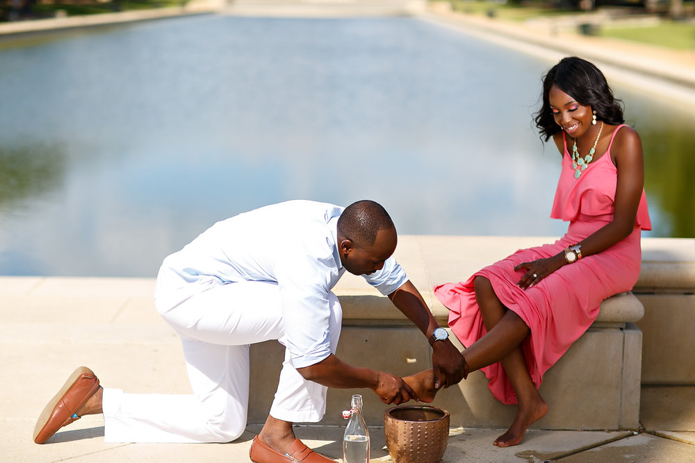 Relax, Smile, and have fun. It is our pleasure to help you plan your Blissful Beginning. -