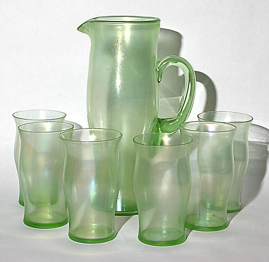 Stretch Glass Handled Items Sgs