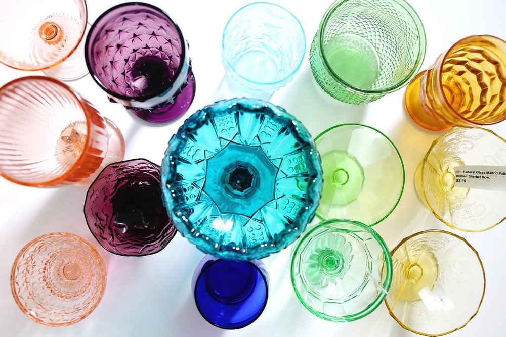 Mixed Glass