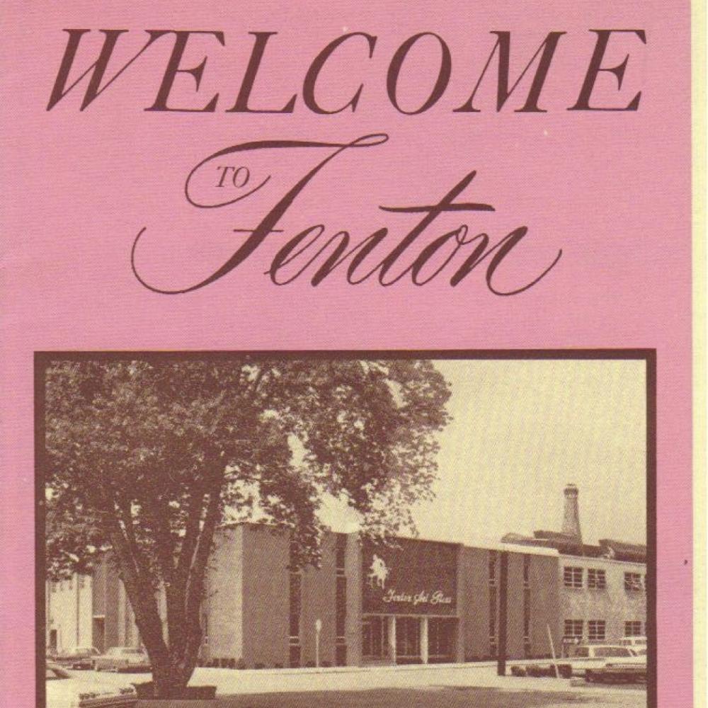 1960s Welcome Brochure