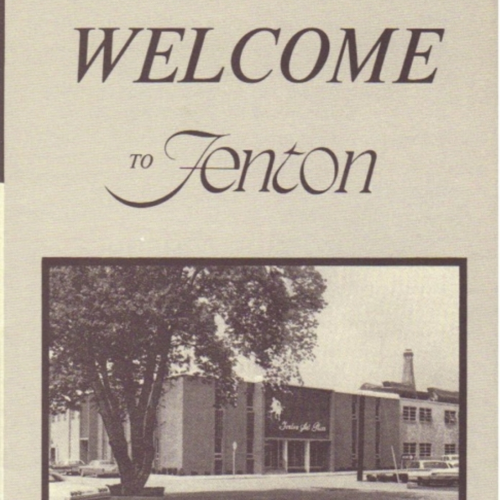 1960s Welcome Brochure