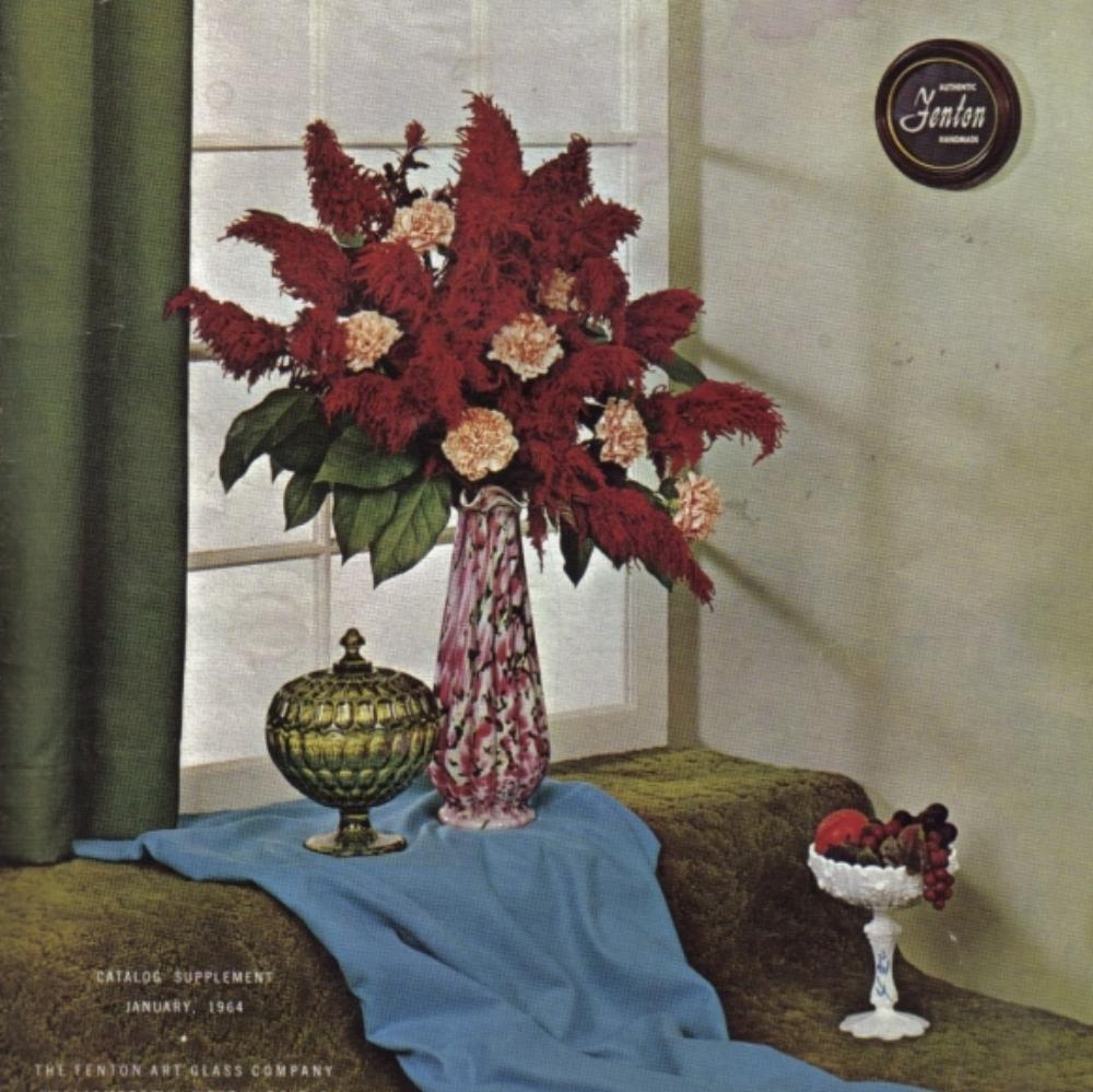 1964 January Fenton Catalog