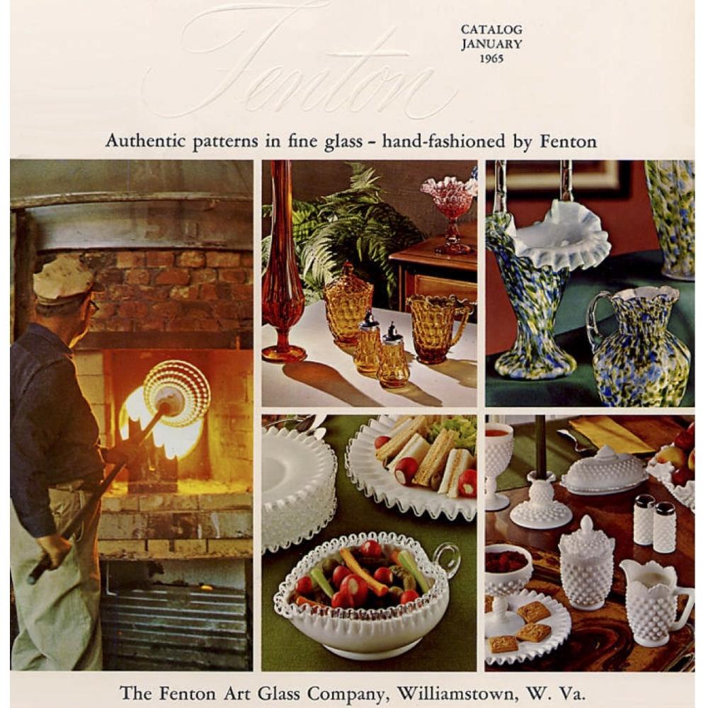 1965 January Fenton Catalog