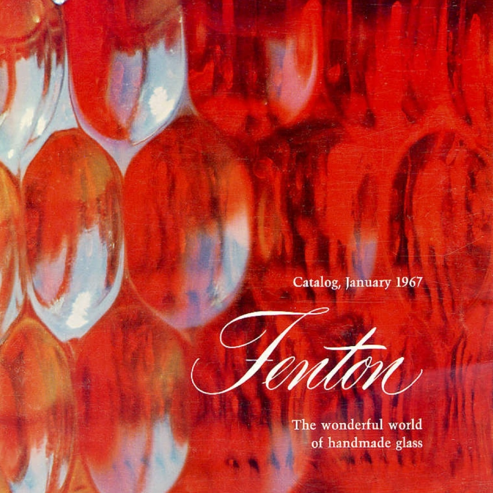 1967 January Fenton Catalog