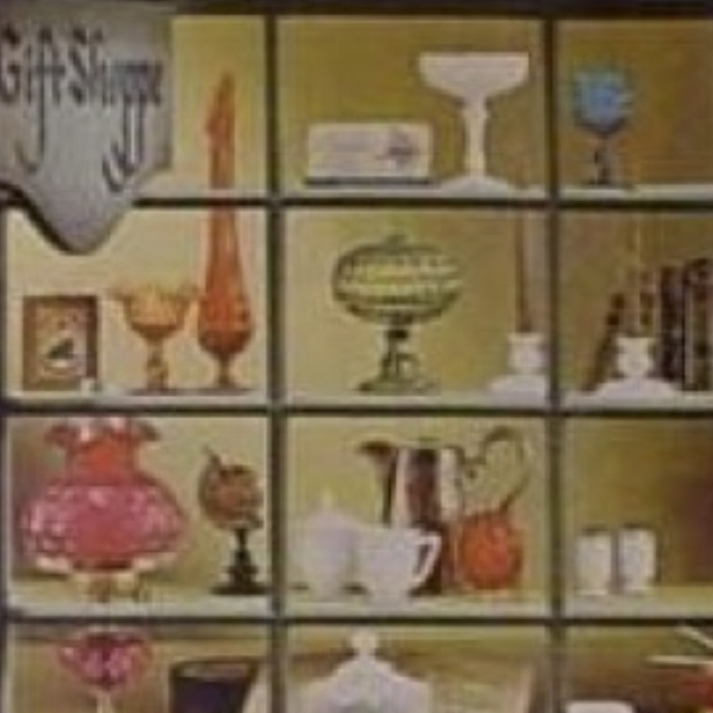 1968 Fenton Art Glass Co. Ad