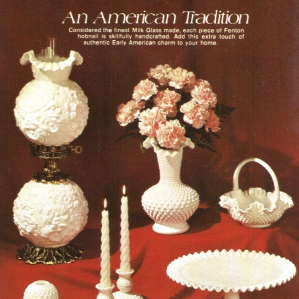 1970s American Tradition Post Card
