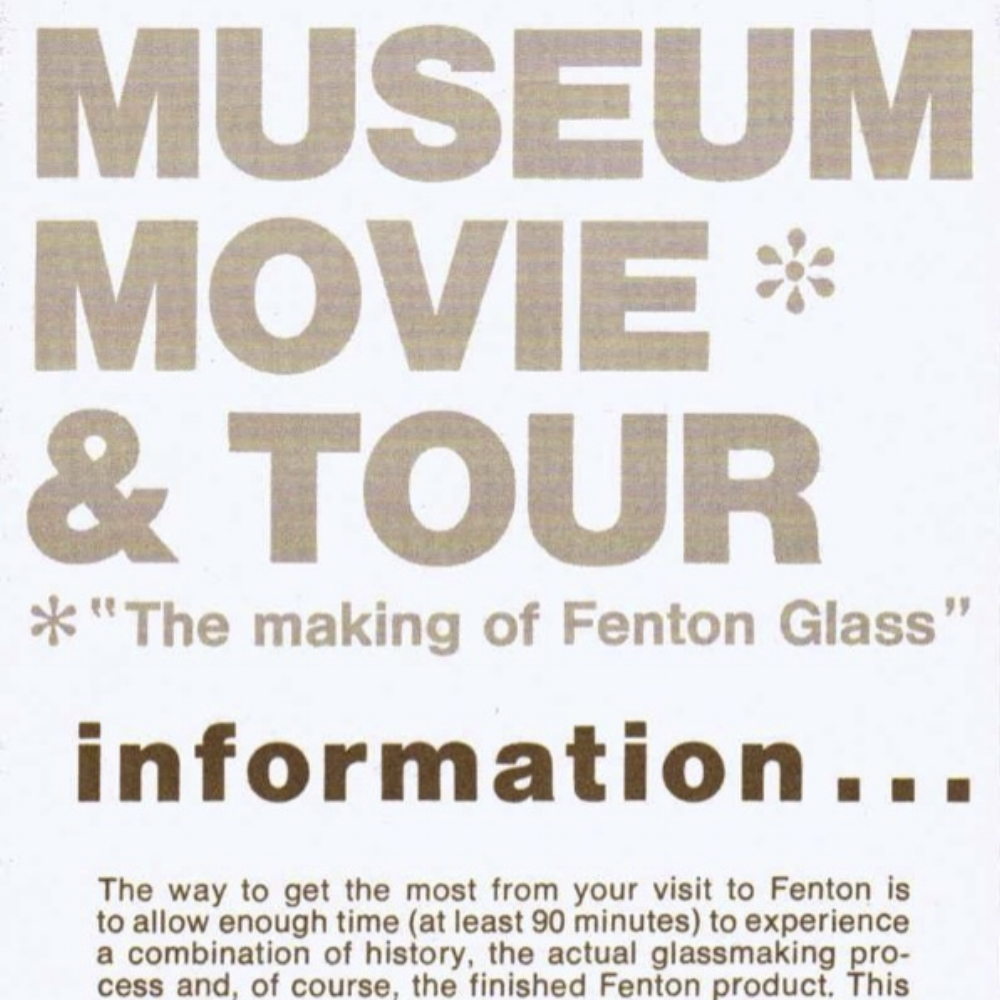 1981 Museum Tour