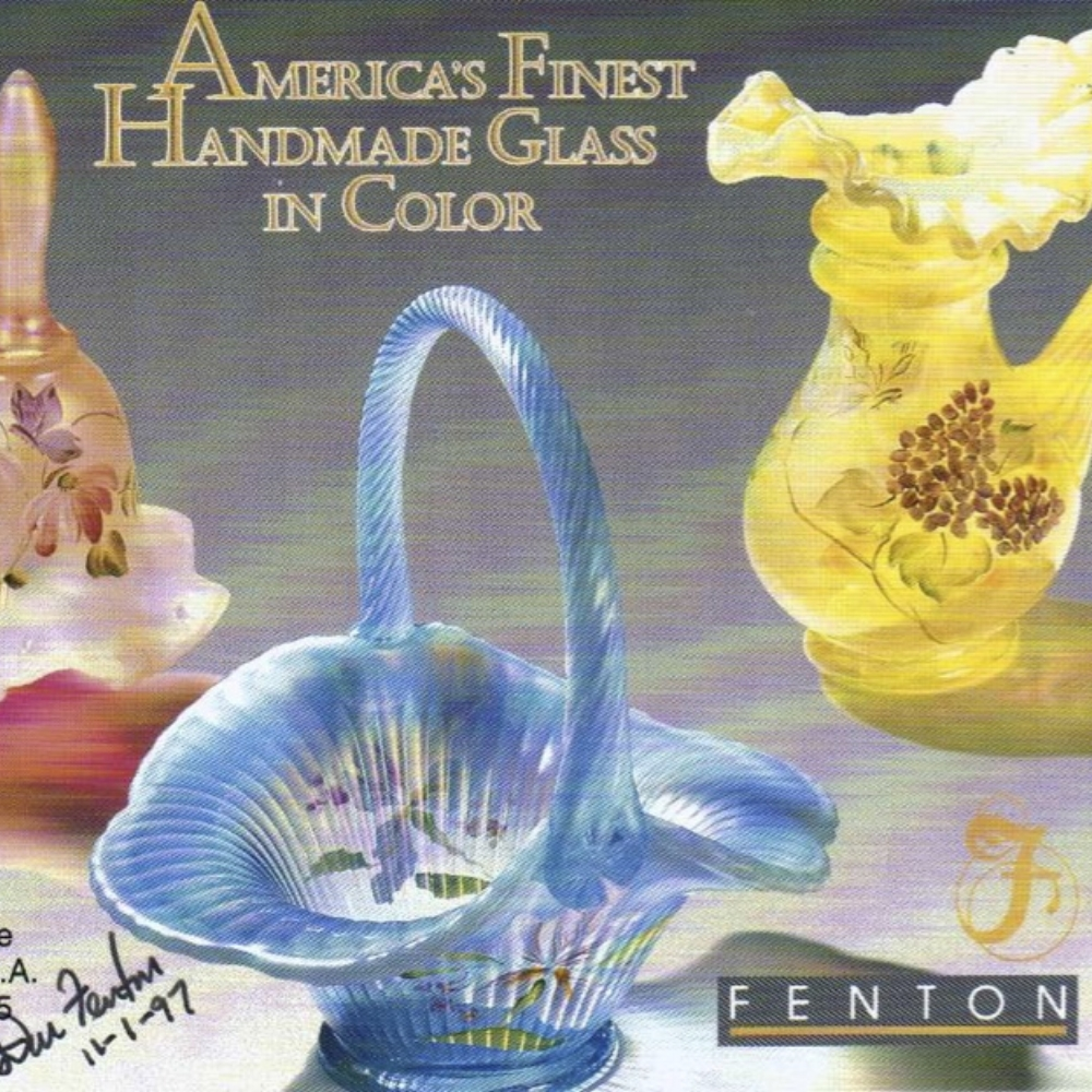 1997 America's Glass in Color