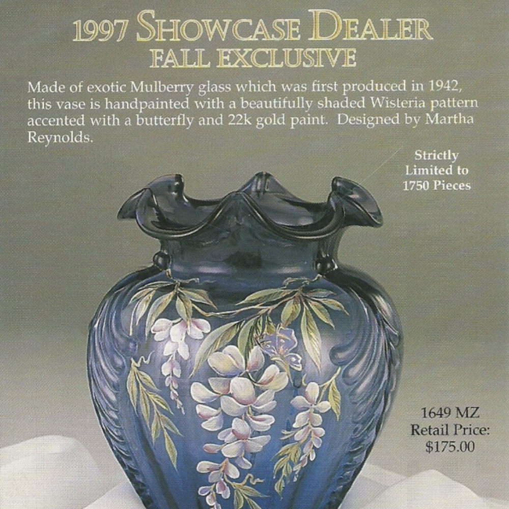 1997 Showcase Dealer Exclusive