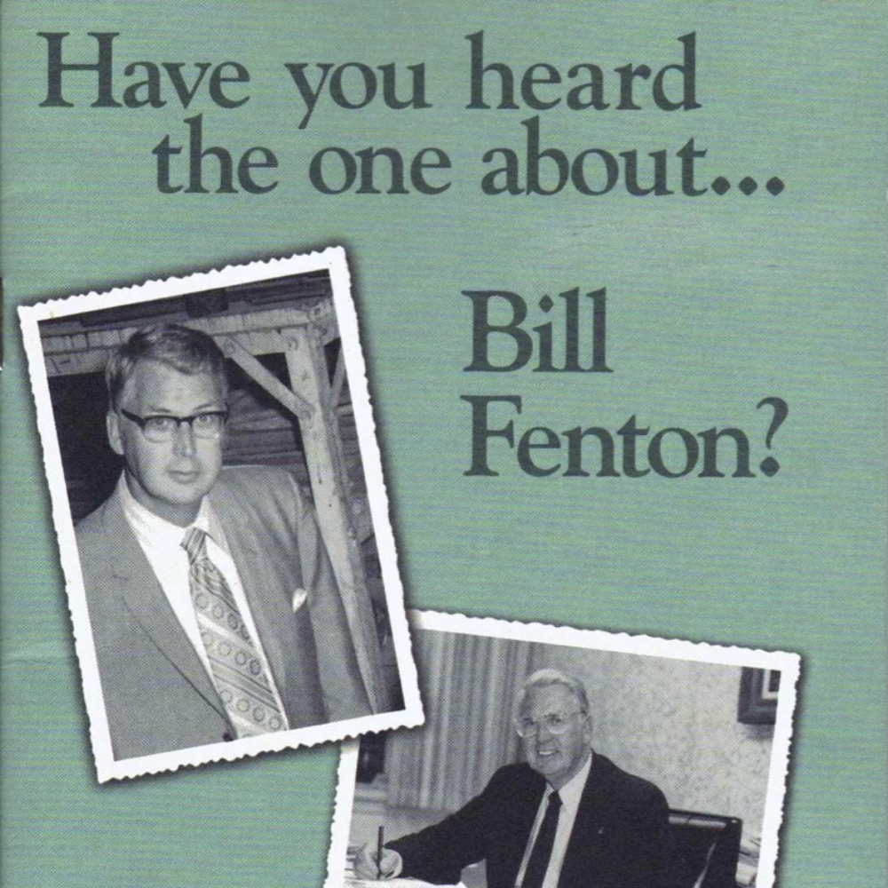 1998 Bill Fenton Book