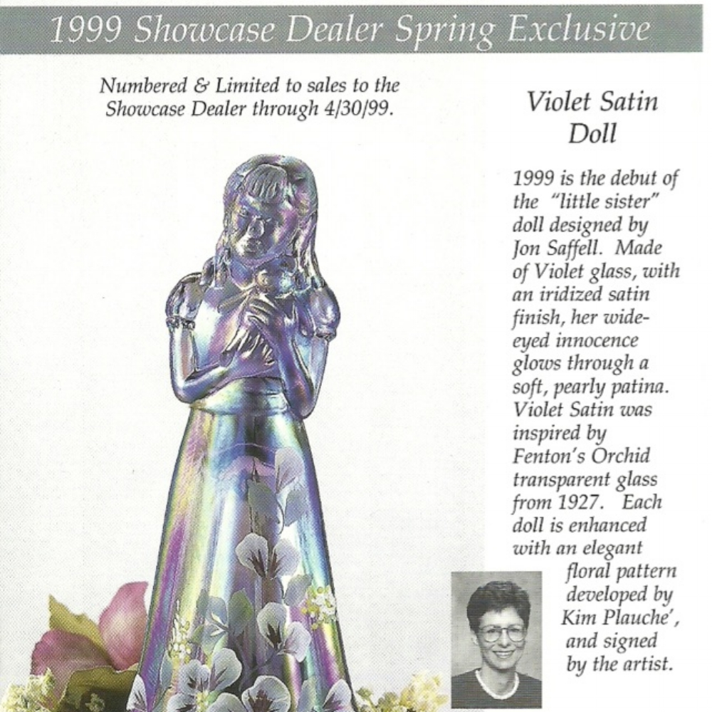 1999 Showcase Dealer Exclusive