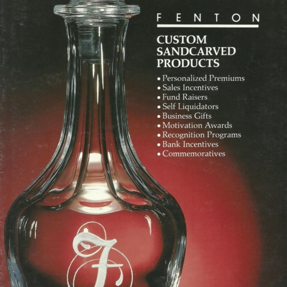 1990 Custom Sandcarved