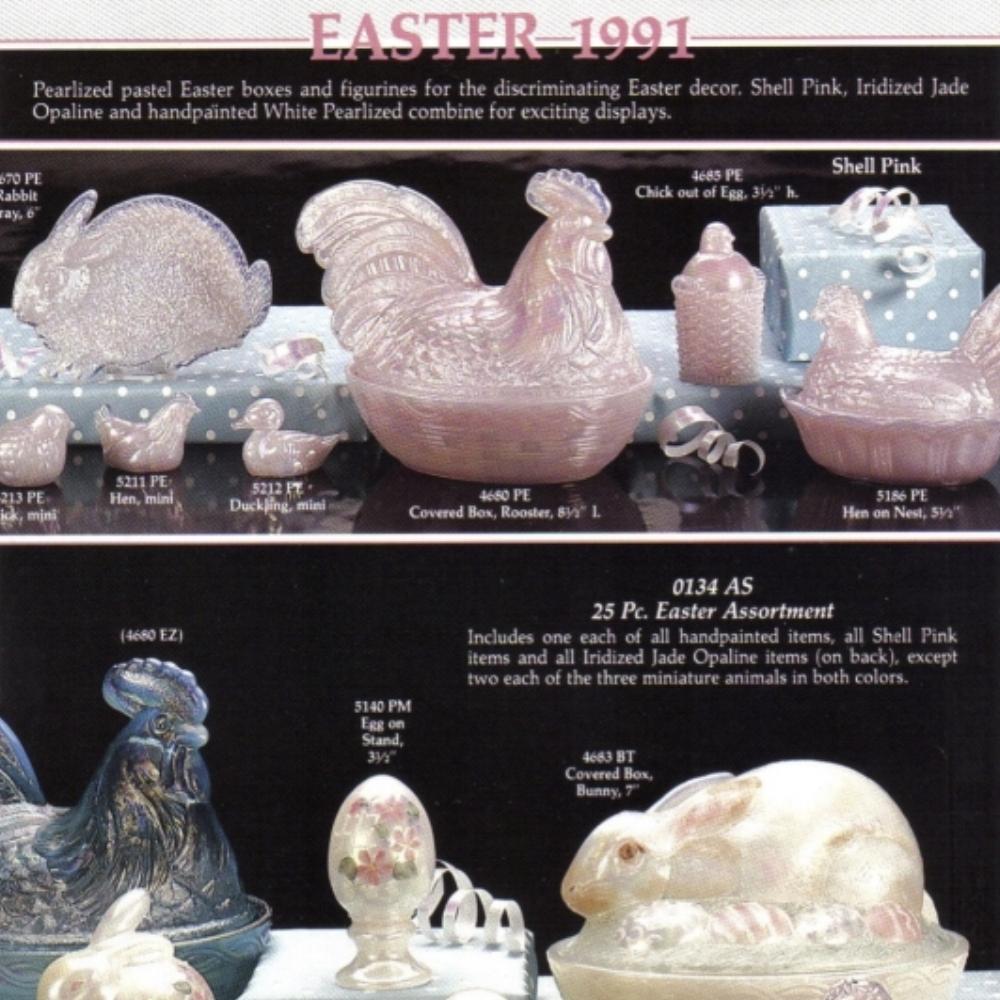 1991 Easter