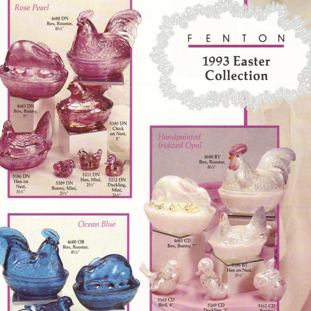 1993 Easter