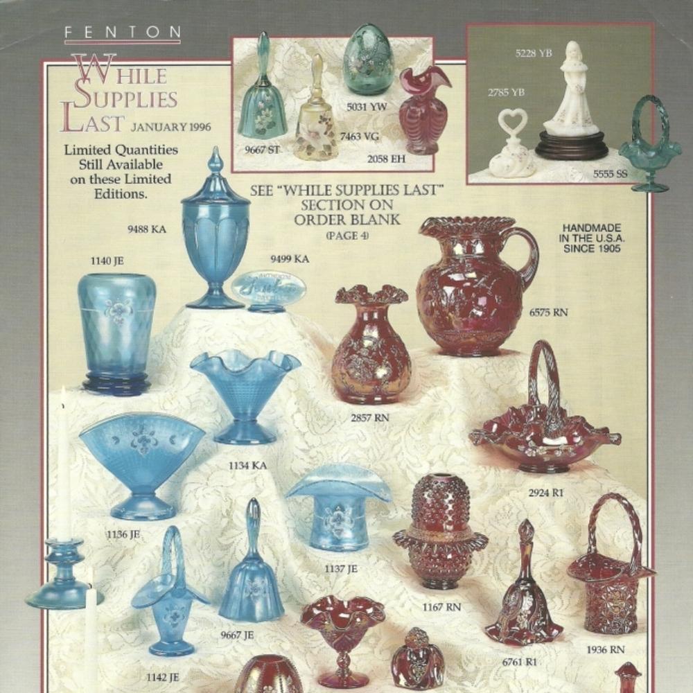 1996 Jan While Supplies Last 1