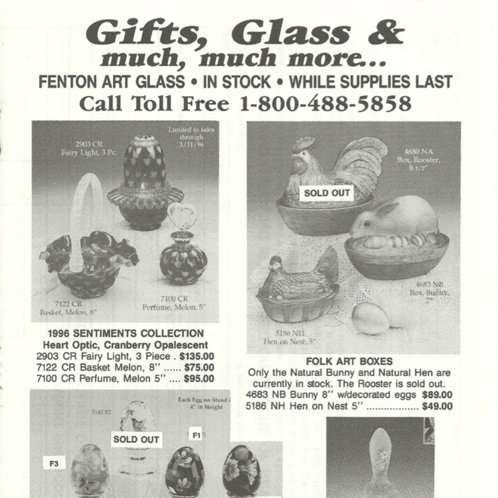 1997 Dealers Cat. - Price Guide