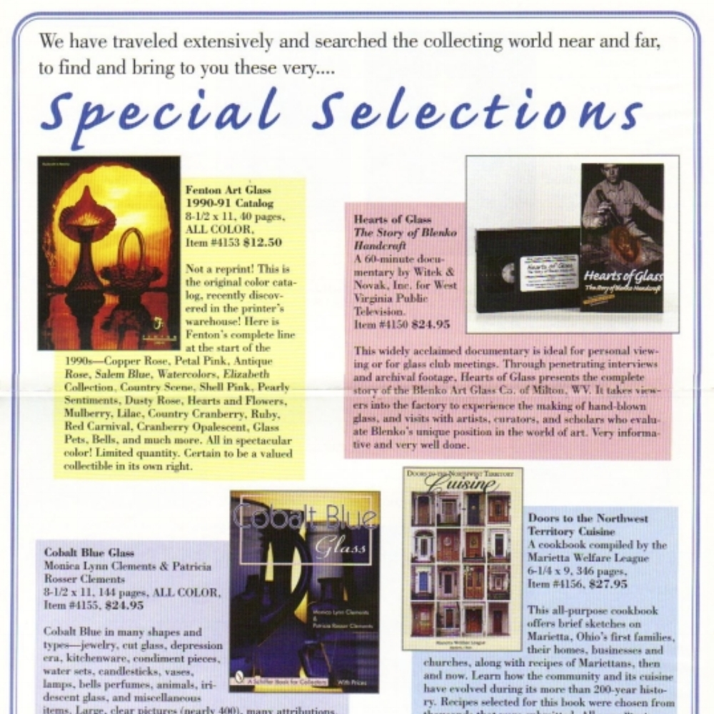 1999 Antique Publications