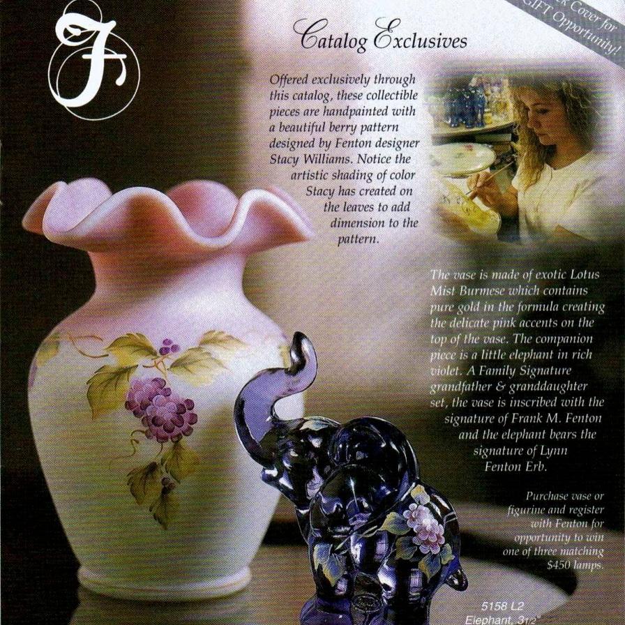 2002 Dealer's Catalog