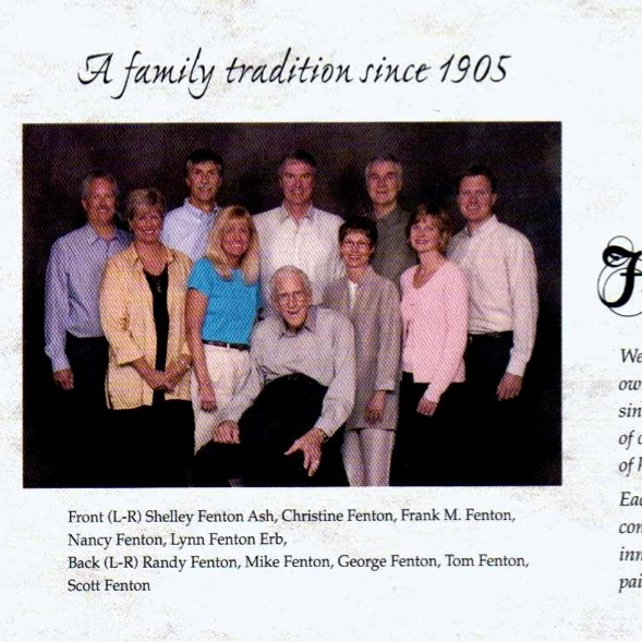 2005 Family Tradition Post Card