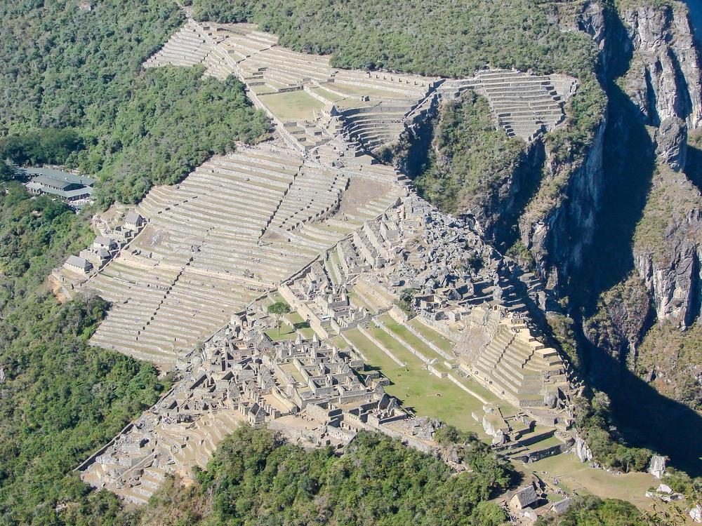 Incan Ingenuity - Machu Picchu (Peru)