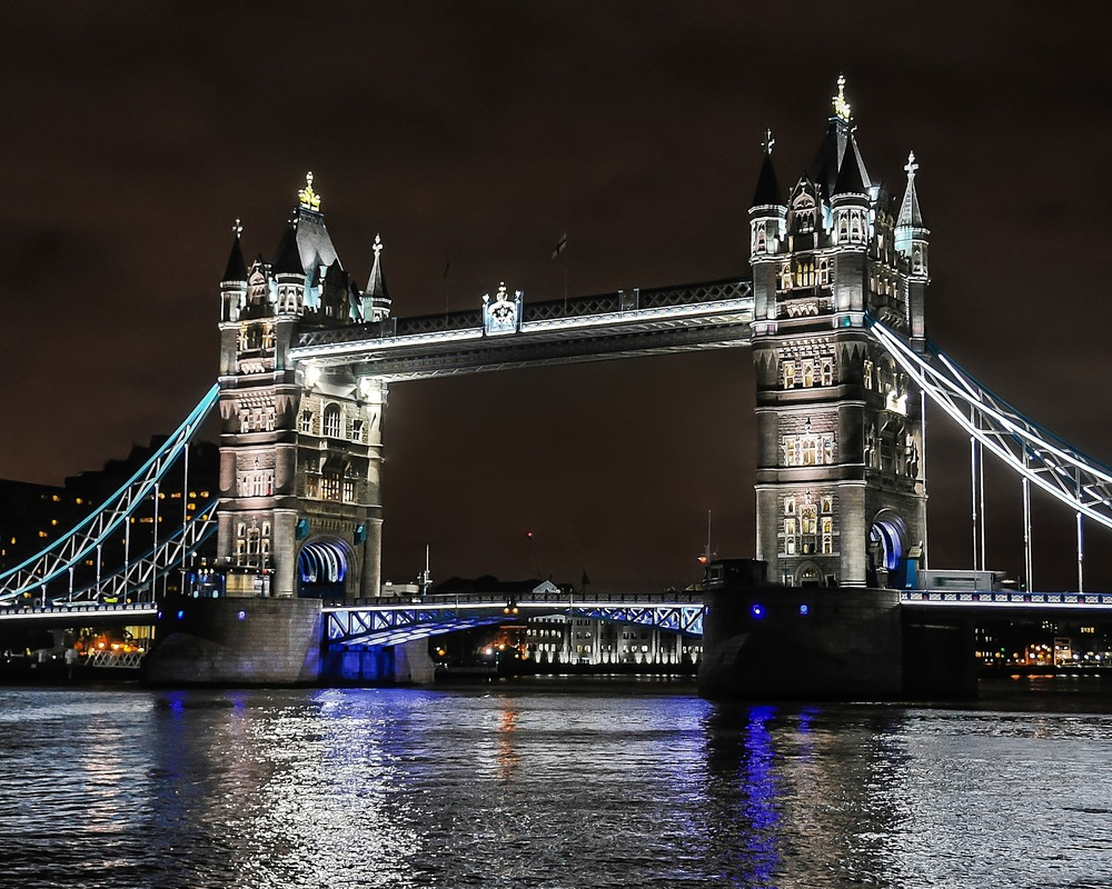 Iconic London - Tower Bridge (London, England)