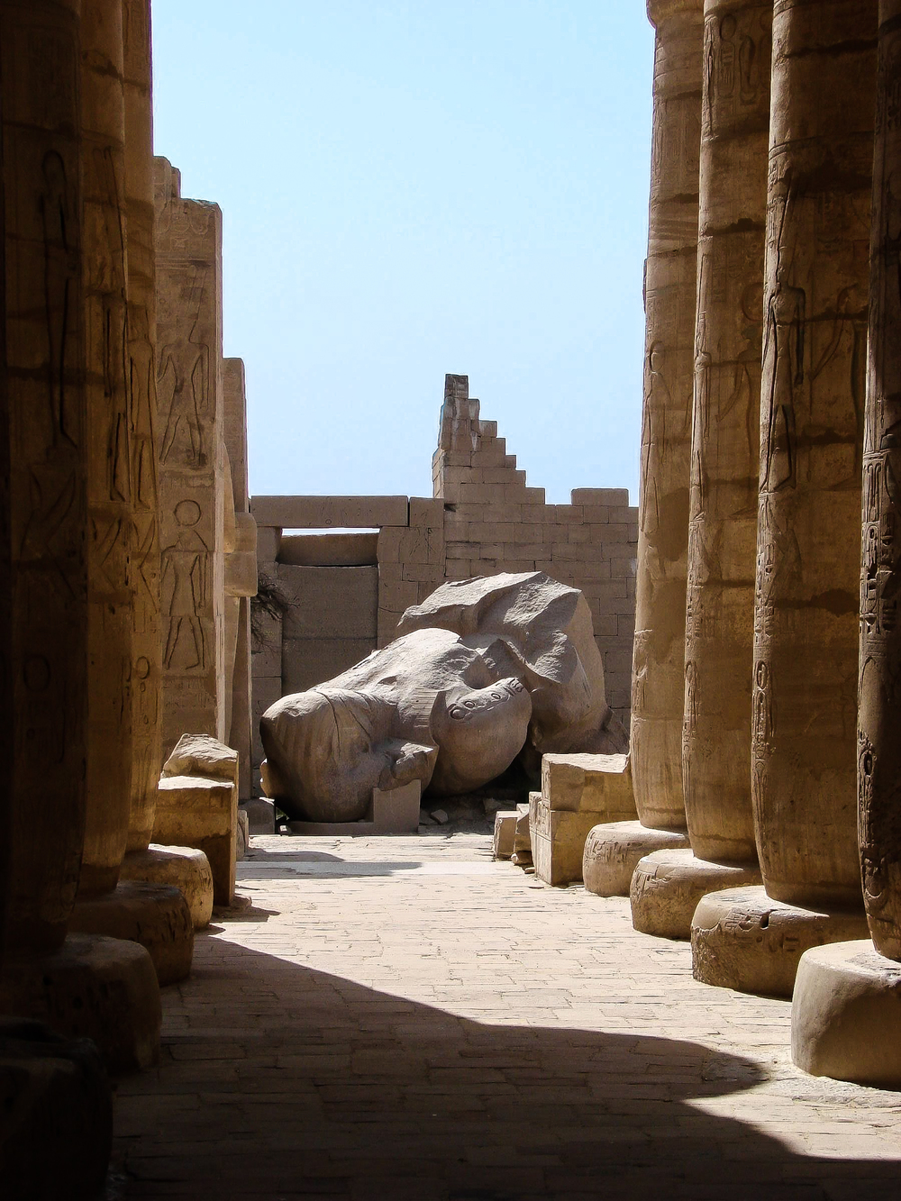 Fallen Empire - Karnak Temple (Luxor, Egypt)