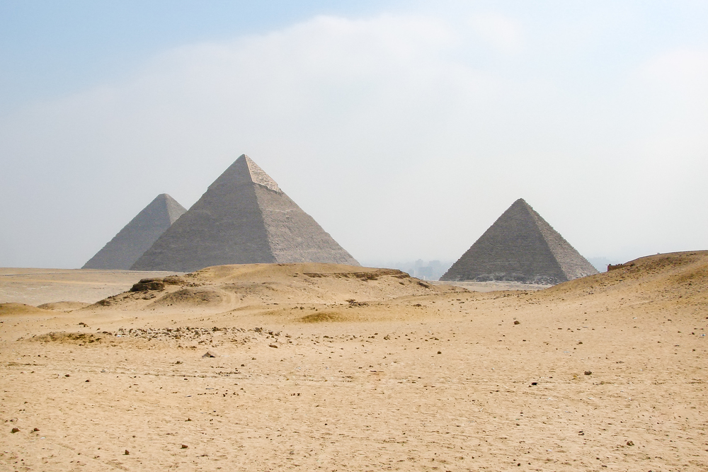 Immortality - Egyptian Pyramids (Cairo, Egypt)