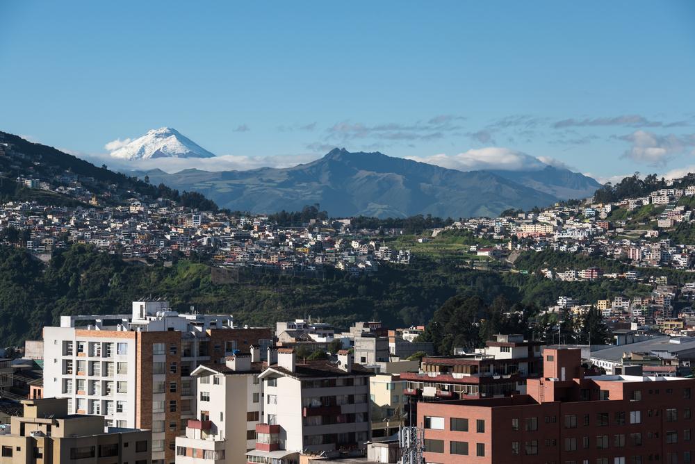 City in the Mountains - Quito, Ecuador