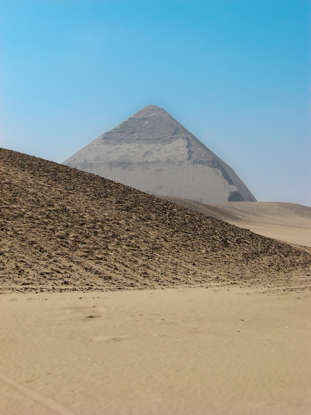 Bent Pyramid - Egypt