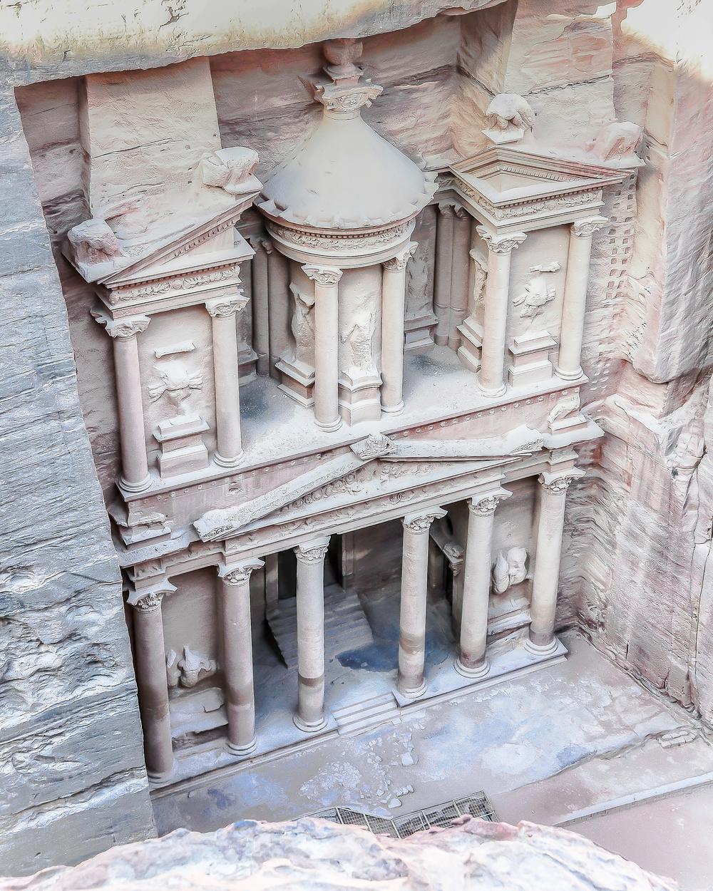 Desert Oasis - Petra (Jordan)