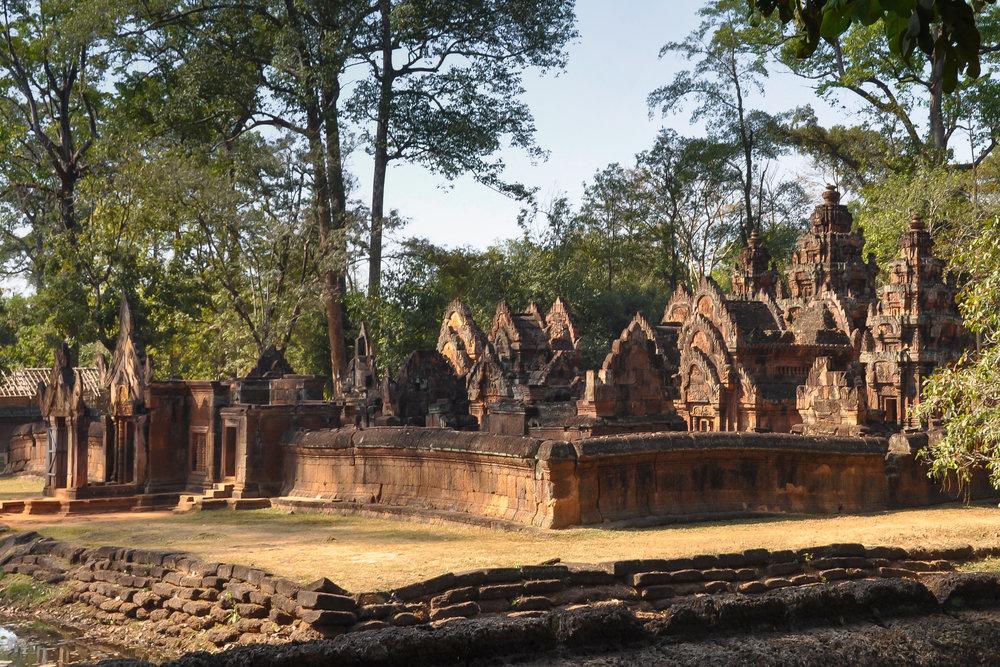 Khmer Jewel - Banteay Srei (Cambodia)