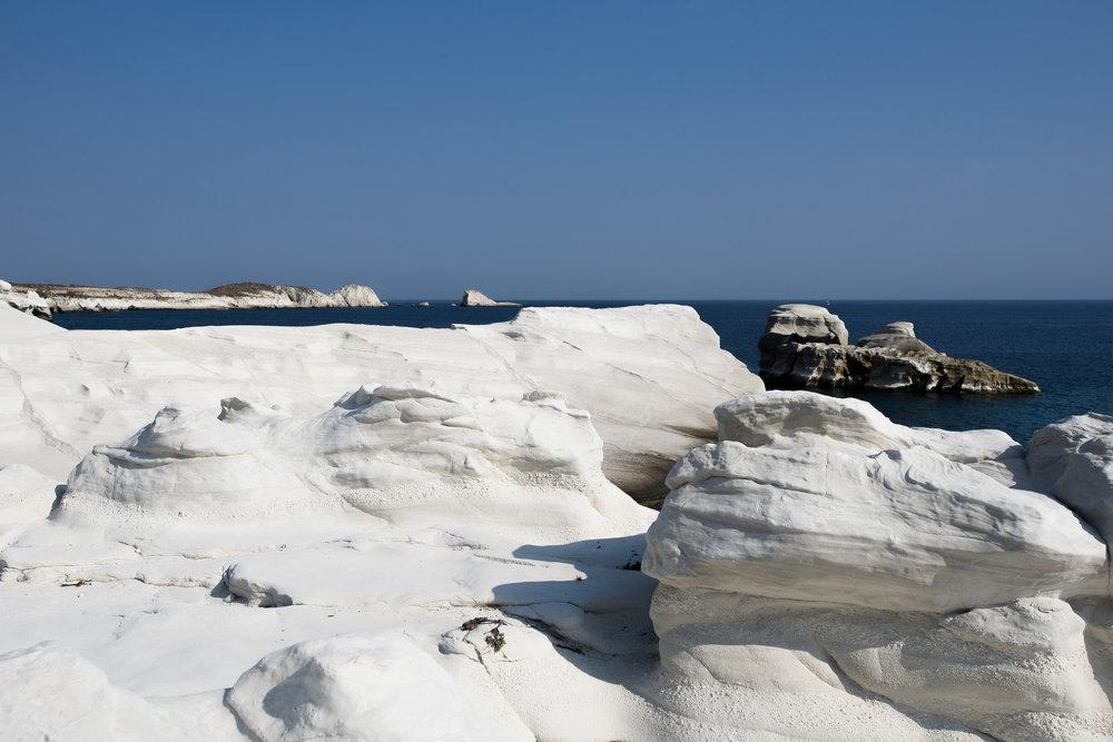 Sarakinko Beach - Milos