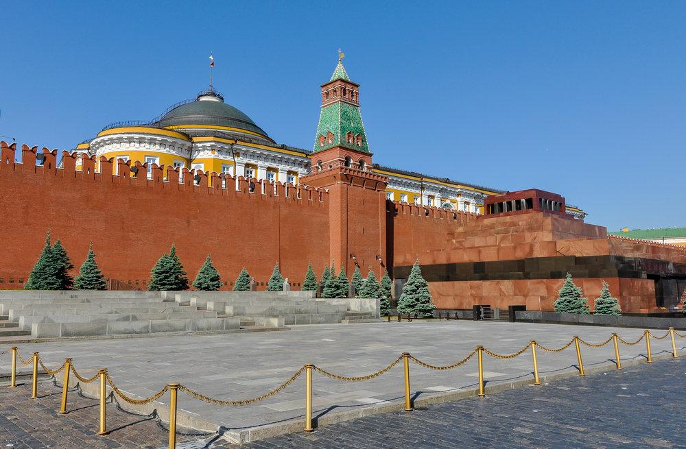 Kremlin - Lenin's Tomb