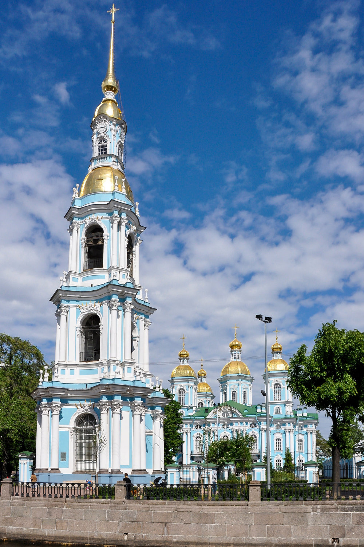 Chapel of Nikolsky Marine