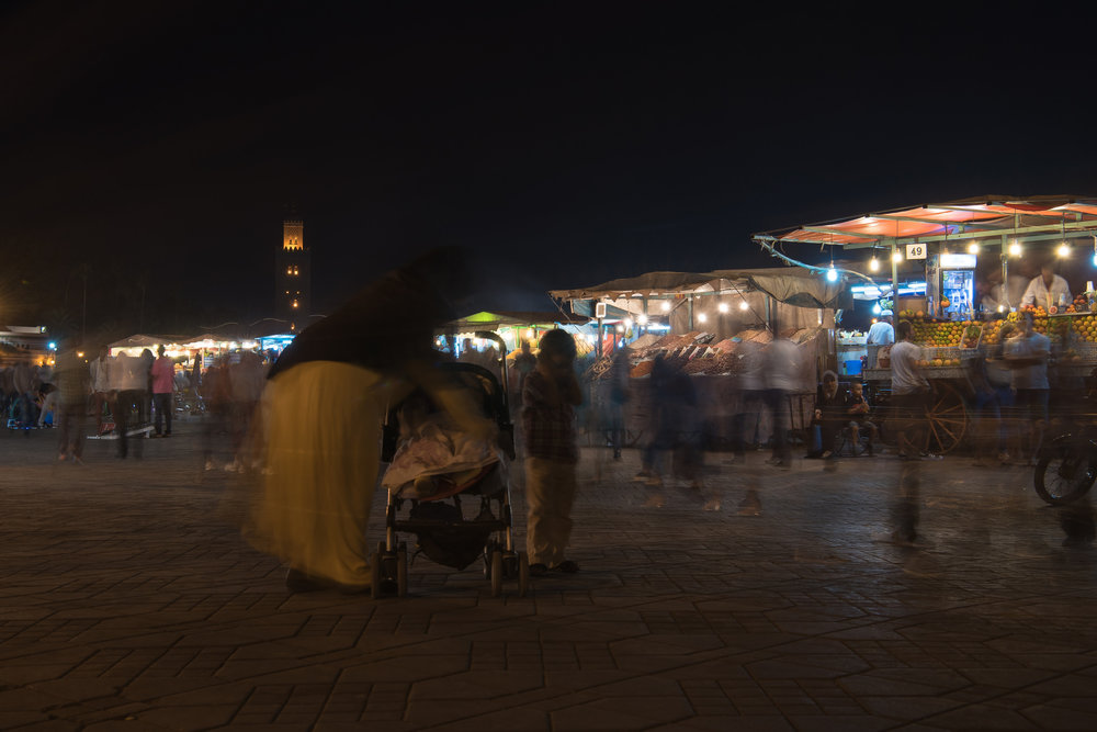 Jemma el-Fnaa - Marakesh