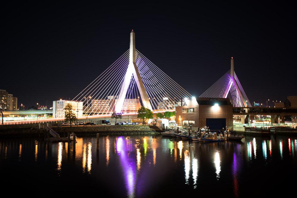 Zakim Bridge - Boston