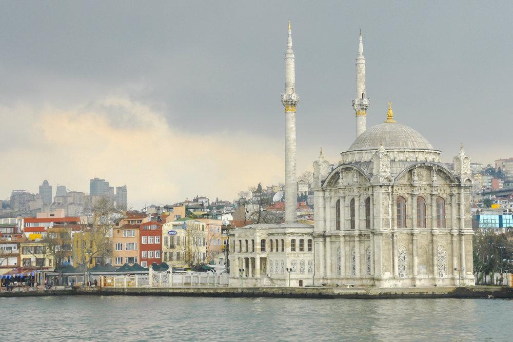 Ortakoy Mosque