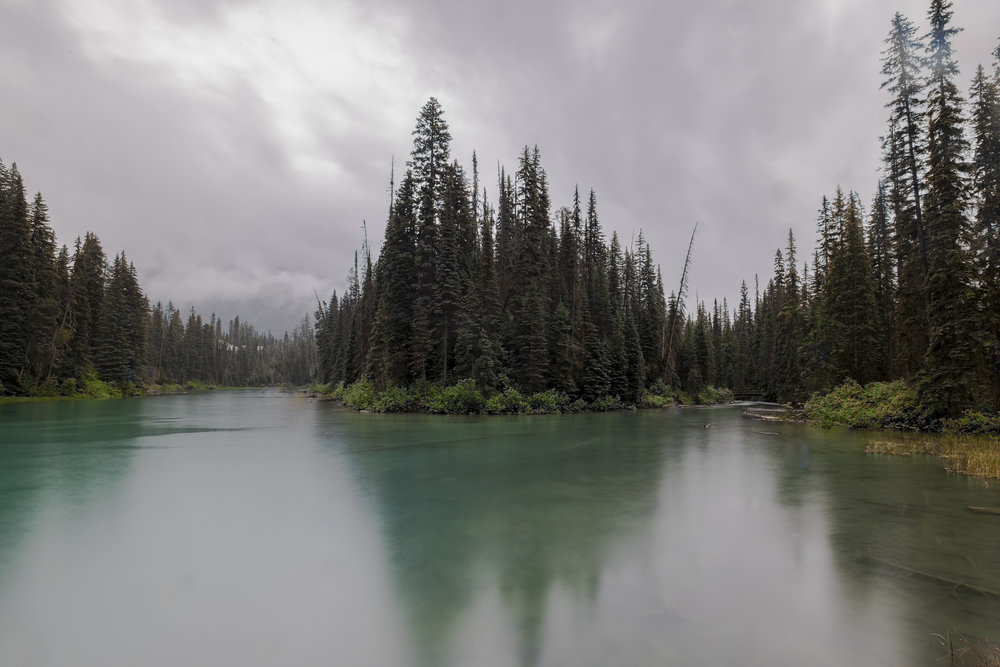Emerald Lake - Yoho