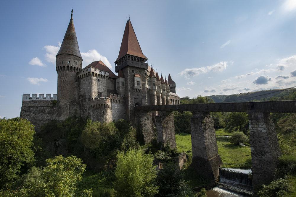 Hunted Castle - Corvin Castle (Hunedoara, Romania)