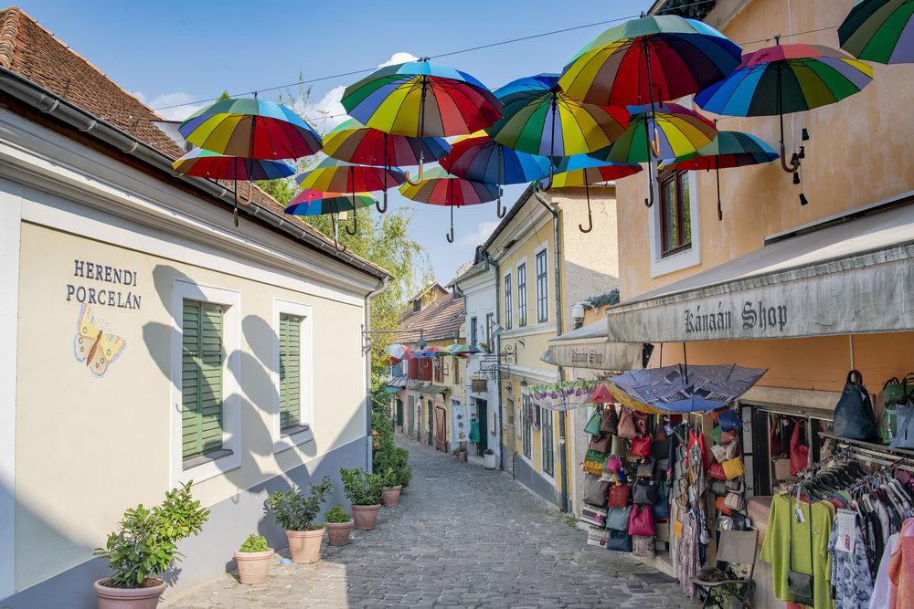 Colorful Hungary (Szentendre, Hungary)