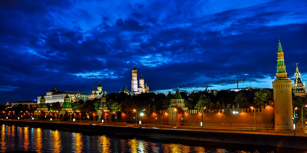 Moscow Might - Kremlin (Moscow, Russia)